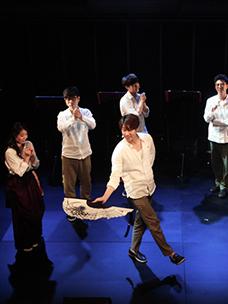 얼쑤! 이야기판이 벌어진 CJ아지트 대학로, 뮤지컬 <판> 리딩 공연