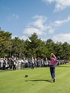 THE CJ CUP @ NINE BRIDGES 참관기, 한국 최초 PGA 투어에 가다!