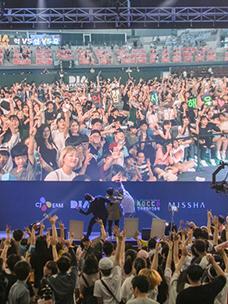 CJ E&M, 아시아 최대 1인 창작자 축제 '다이아 페스티벌' 개최!