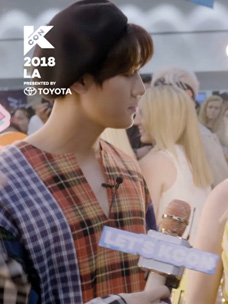 [#CJ지금어디야] KCON 2018 LA편 No.2