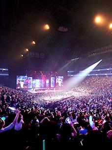 KCON 2016 NY, 초호화 K팝 아티스트 군단 출격 이미지 내용입니다.