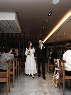국립중앙박물관-CJ프레시웨이 손잡고 '작은 결혼식' 운영