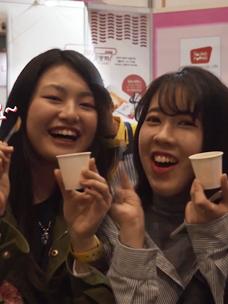 KCON 2018 JAPAN 한국 문화에 푹 빠진 열도팬들!