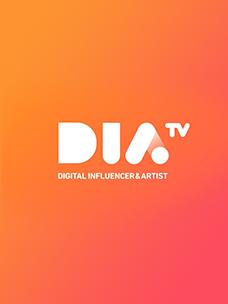 DIA TV 로고 이미지