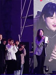 한혜연님이 말하는 300점짜리 패션쇼, 청소년 문화동아리 패션뷰티부문 취재기