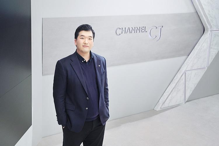 CJ대한통운 윤한득님 채널CJ배경 사진